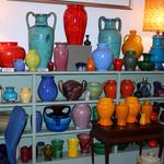 Antique and Vintage Art Pottery.